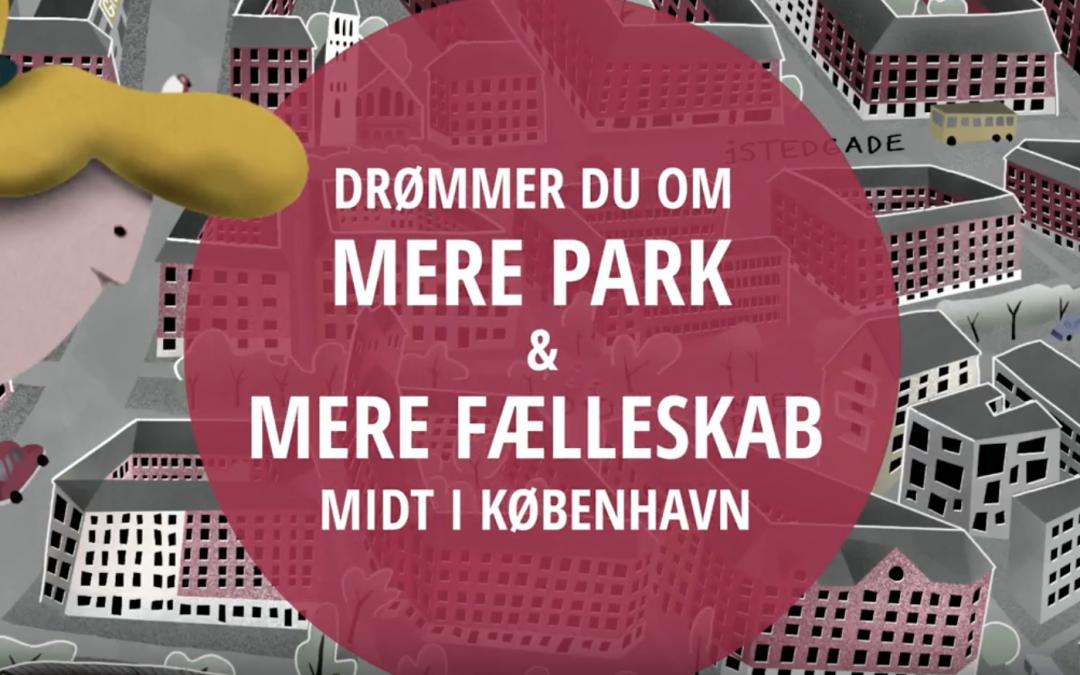 Plads til alle – se ny film om Vester Remisepark ved Otto Busses Vej