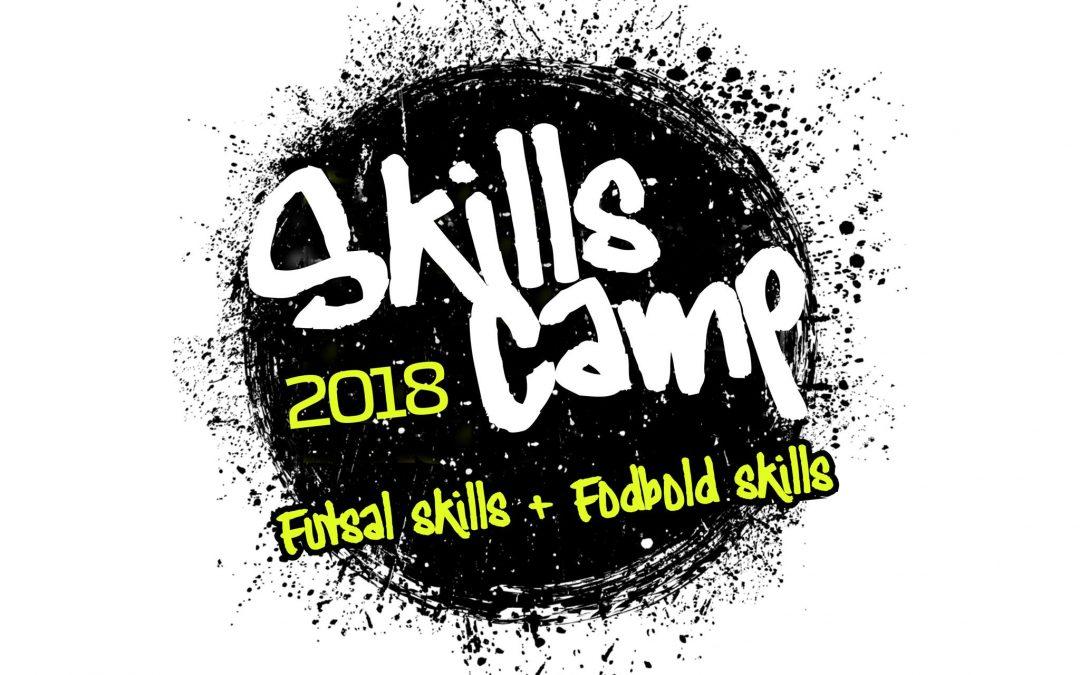 Tilmeld dig Skills Camp i efterårsferien