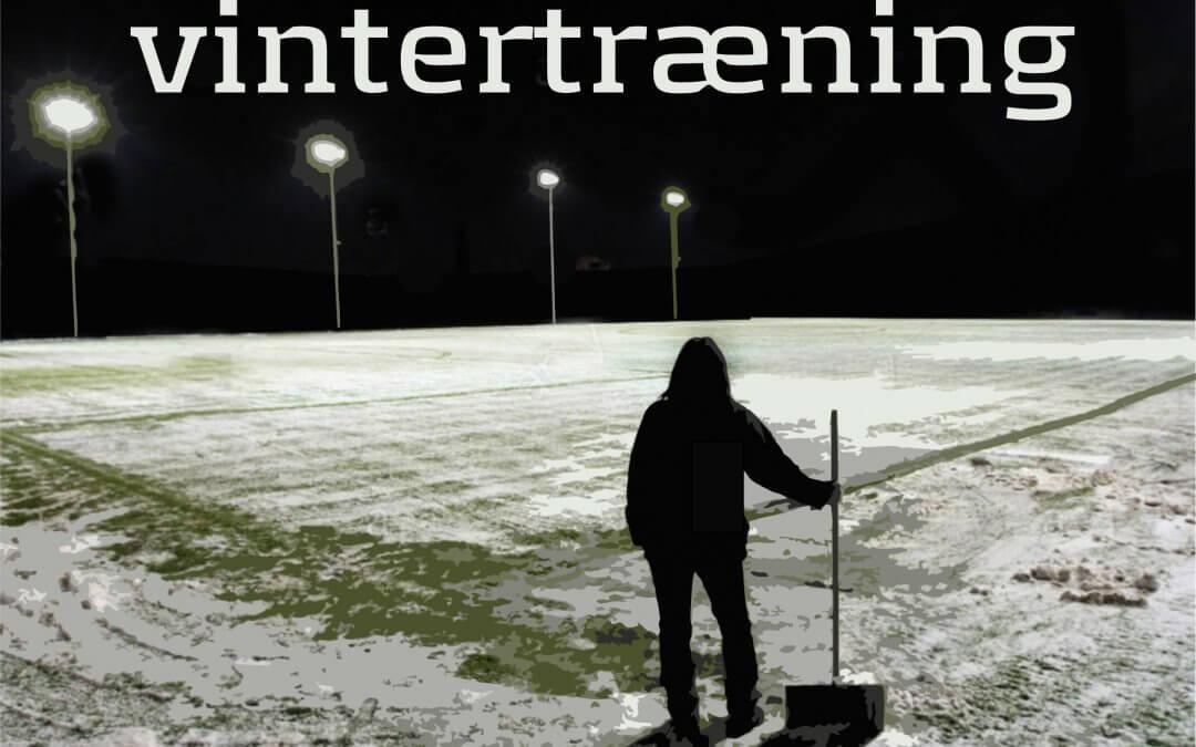 Vintertræningstider – se dem her
