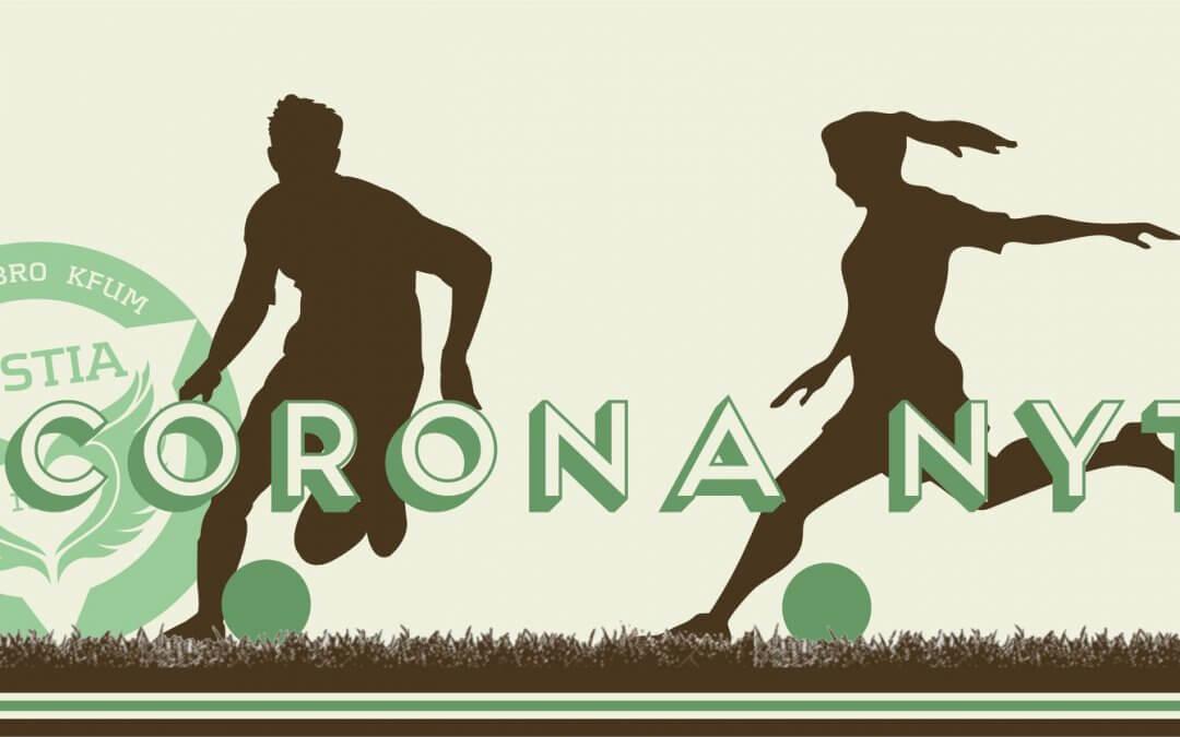 Corona: På vej mod flere spillere på banen