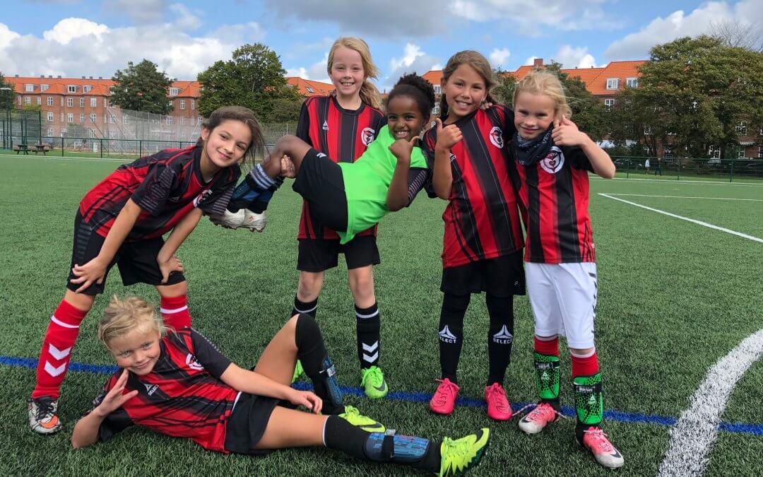 Vestia starter to nye pigehold for de yngste