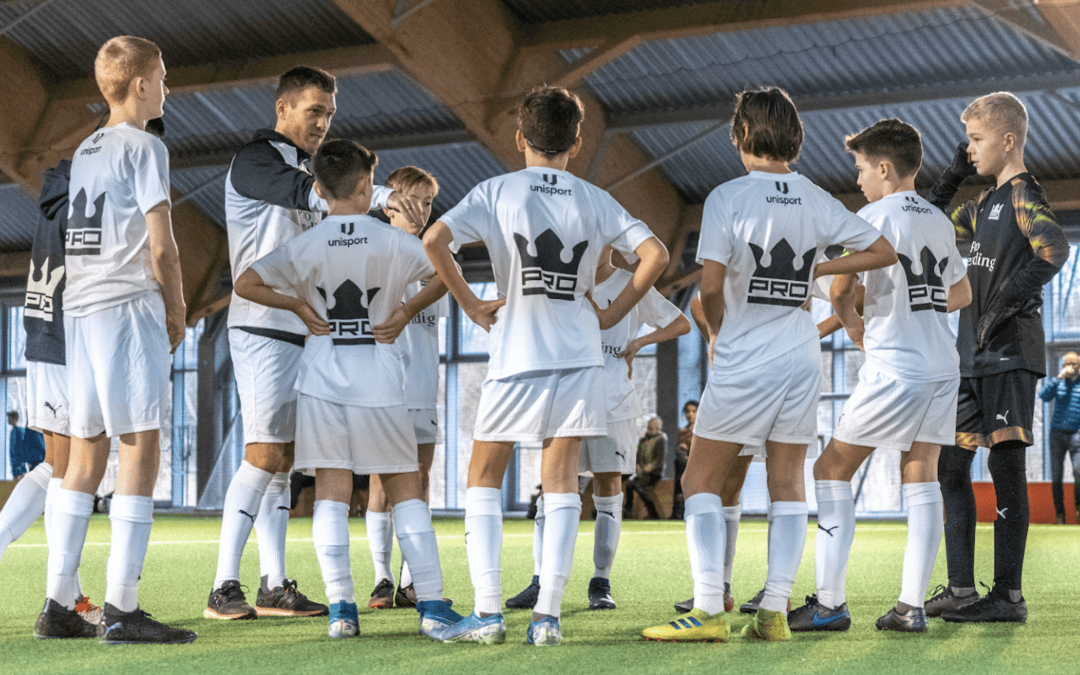 Fodboldskole i uge 31 – tilmelding er åben